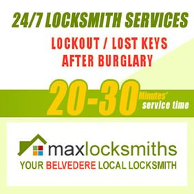 Belvedere locksmiths